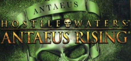 Логотип Hostile Waters: Antaeus Rising