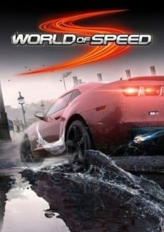 Постер World of Speed