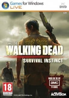 Постер The Walking Dead: Survival Instinct