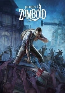 Постер Project Zomboid