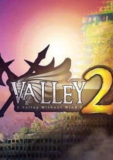 Постер A Valley Without Wind 2