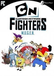 M.U.G.E.N CARTOON FIGHTERS