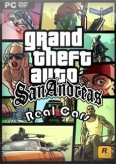Постер Grand Theft Auto San Andreas Real Cars