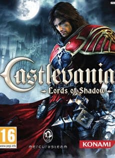 Постер Castlevania: Lords of Shadow
