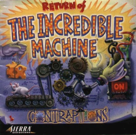Логотип The Incredible Machine: Even More Contraptions