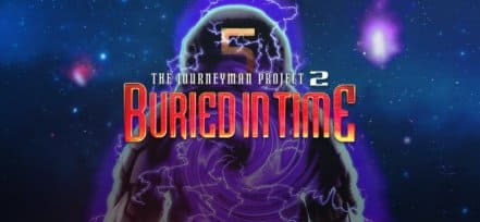 Логотип The Journeyman Project 2: Buried in Time