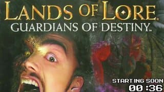 Логотип Lands Of Lore 2: Guardians Of Destiny