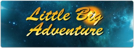 Логотип Little Big Adventure: Twinsen's Adventure