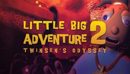 Логотип Little Big Adventure 2: Twinsen's Odyssey