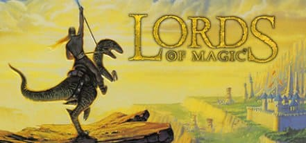 Логотип Lords of Magic