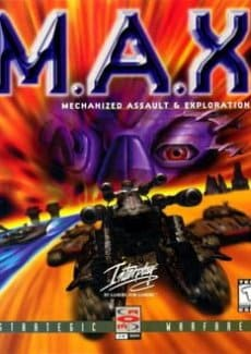 Постер M.A.X.: Mechanized Assault & Exploration