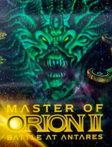 Постер Master of Orion 2: Battle at Antares