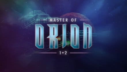Логотип Master of Orion 2: Battle at Antares