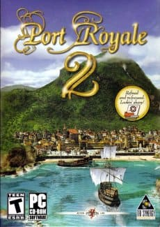 Постер Port Royale 2