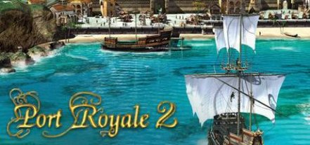 Логотип Port Royale 2