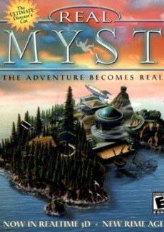 Real Myst 3D