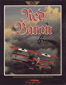 Постер Red Baron Pack