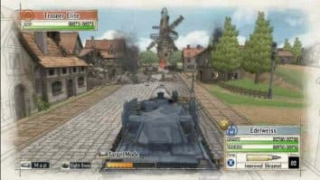 Скриншот четвёртый из Valkyria Chronicles