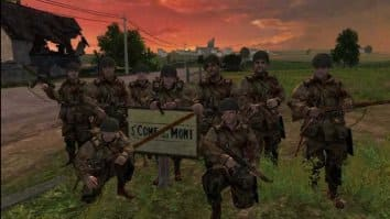 Скриншот второй из Brothers in Arms: Road to Hill 30