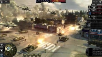 Скриншот второй из World in Conflict