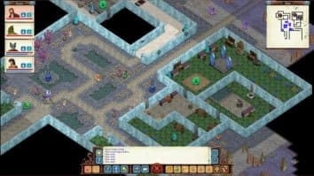 Скриншот второй из Avernum 3 Ruined World