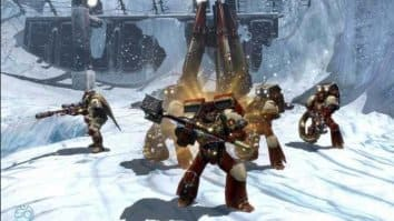 Скриншот четвёртый из Warhammer 40,000 Dawn of War 2 Chaos Rising