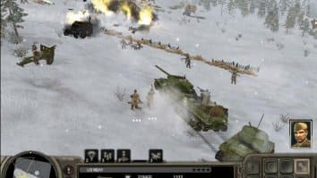 Скриншот четвёртый из Codename Panzers Phase One
