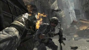 Скриншот четвёртый из Call of Duty: Modern Warfare 3