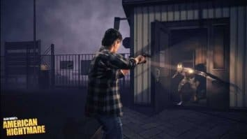 Скриншот второй из Alan Wake's American Nightmare
