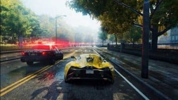 Скриншот второй из Need for Speed: Most Wanted (2012)