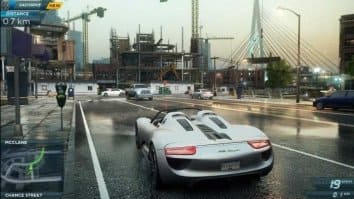 Скриншот четвёртый из Need for Speed: Most Wanted (2012)