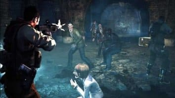 Скриншот второй из Resident Evil: Operation Raccoon City