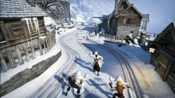 Скриншот второй из Brothers: A Tale of Two Sons