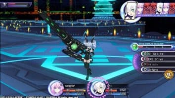 Скриншот четвёртый из Hyperdimension Neptunia Re;Birth2: Sisters Generation