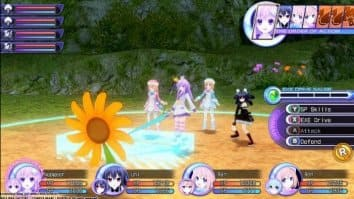 Скриншот первый из Hyperdimension Neptunia Re;Birth2: Sisters Generation
