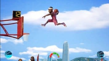 Скриншот четвёртый из NBA Playgrounds 2