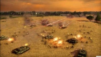 Скриншот четвёртый из Wargame: AirLand Battle