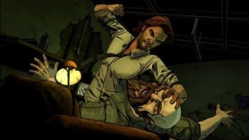 Скриншот второй из The Wolf Among Us