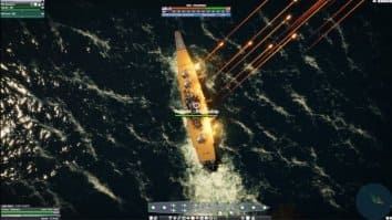 Скриншот второй из Victory At Sea Pacific