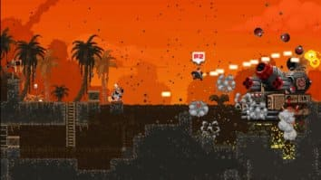 Скриншот четвёртый из Broforce