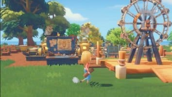 Скриншот четвёртый из My Time At Portia