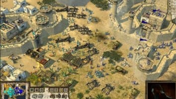 Скриншот второй из Stronghold Crusader 2