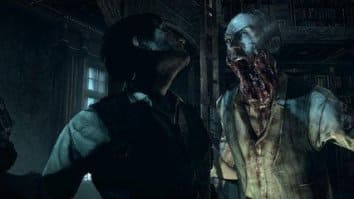Скриншот второй из The Evil Within