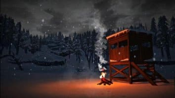 Скриншот второй из The Long Dark