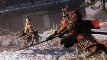 Скриншот второй из Sekiro Shadows Die Twice