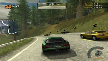 Скриншот четвёртый из Need for Speed: Hot Pursuit 2