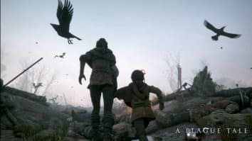 Скриншот второй из A Plague Tale: Innocence