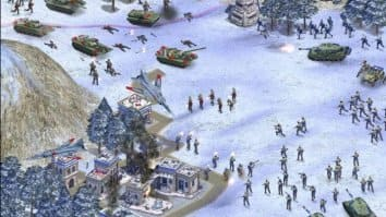 Скриншот четвёртый из Rise of Nations: Thrones and Patriots