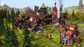 Скриншот второй из The Settlers 2: Awakening of Cultures