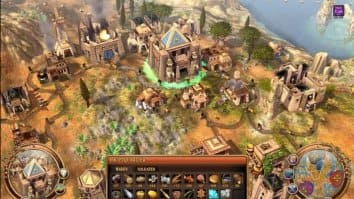 Скриншот первый из The Settlers 2: Awakening of Cultures